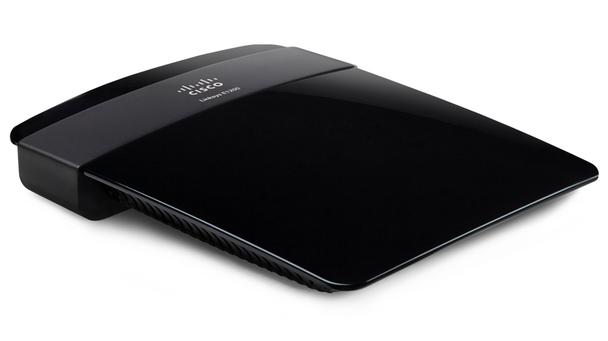 Cisco E1200 Router