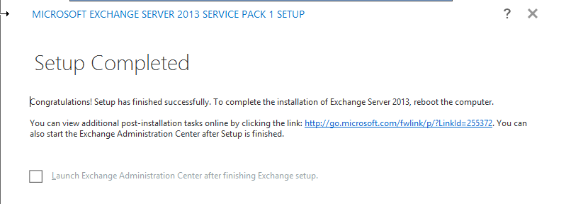 Easy and Fast Guide to Installing Microsoft Exchange 2013 | Greenwire®